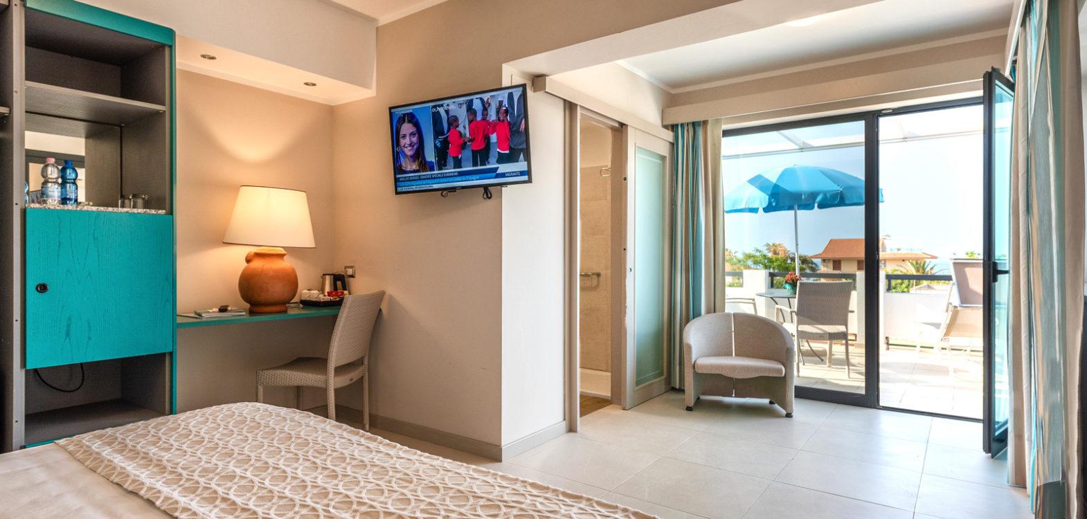 Hotel Marina di Ragusa - Camera Standard