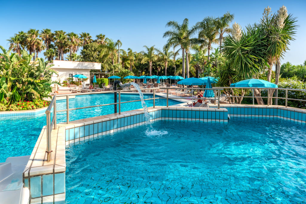 Hotel Marina di Ragusa - piscina