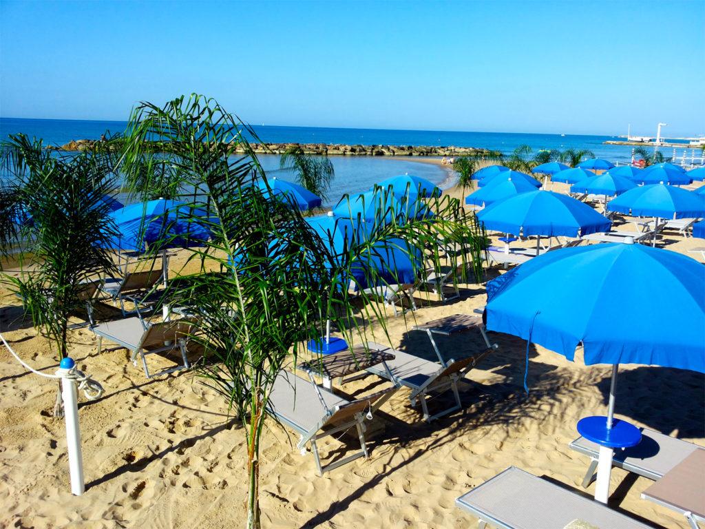 Hotel Marina di Ragusa - spiaggia