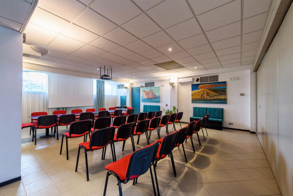 www.acaciamarina.com - Sale Meeting e Incentive - panoramica sala