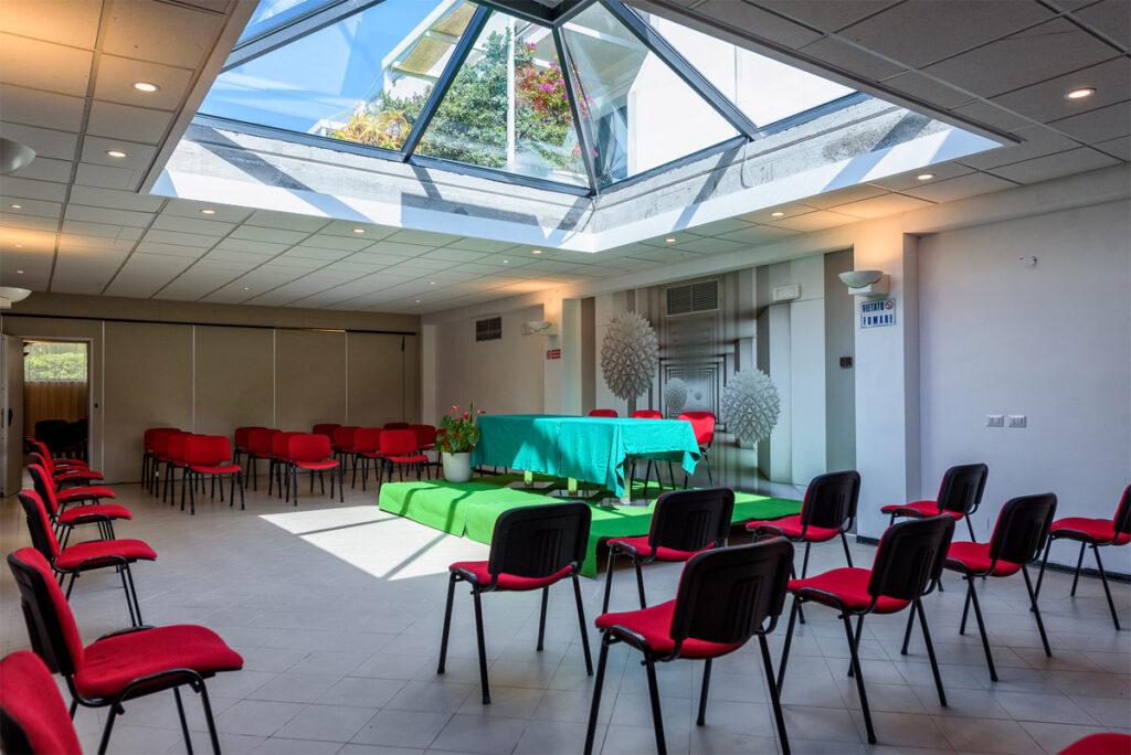 www.acaciamarina.com - Sale Meeting e Incentive - Illuminiazione naturale diurna